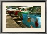 Cuba, Past and Present Framed Giclee Print by Charles Glover