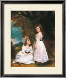 The Beckford Children Posters by George Romney