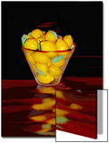 Bowl of Lemons Prints by Rich LaPenna