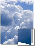 Cloud Formations Poster von John Churchman
