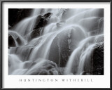 Waterfall, Yosemite Prints by Huntington Witherill