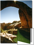 Rainbow Bridge, Lake Powell, Page, Arizona Prints by Margaret L. Jackson