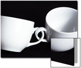 Two Cups with Intertwined Handles Prints by  Monzino