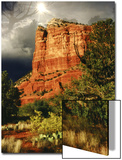 Courthouse Butte, Sedona, Arizona, USA Posters by Margaret L. Jackson