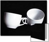 Cups with Intertwined Handles Prints by  Monzino