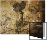 Close Up of Wall Detail with Rusted Door Hook Posters by Paul Hernandez