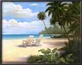 Tropical Bliss Prints by T. C. Chiu