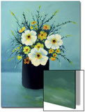 Spring Floral Arrangement Art by Rich LaPenna
