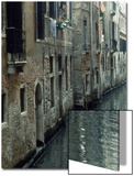 Canals of Venice Art by Paul Hernandez