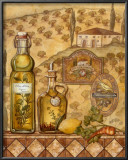 Flavors of Tuscany II Art by Charlene Audrey