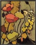 Colours de la Nuit I Prints by Shirley Novak