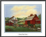 Sunny Days Prints by Kay Lamb Shannon
