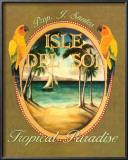 Isle del Sol Prints by Catherine Jones