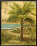 Island Palm II Poster by Ron Jenkins