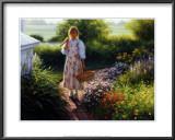 Grandma's Garden Prints by Robert Duncan