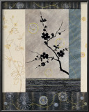 Plum Blossom Prints by Richard Henson
