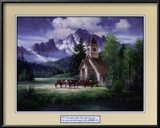 Western Church Prints by Jack Sorenson
