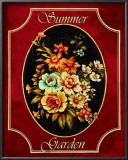 Summer Garden Prints by Catherine Jones