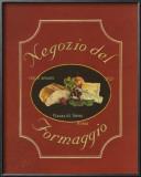 Negozio del Formaggio Poster by Catherine Jones