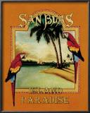 San Blas Posters by Catherine Jones