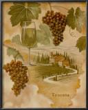 Toscana, Abbondanza Posters