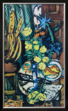 Yellow Roses Prints by Max Beckmann
