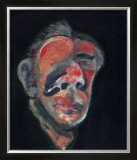 Tete No. 2, c.1961 Prints by Francis Bacon