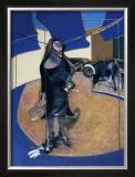 Portrait d'Isabelle Rawthorne dans une Rue de Soho, c.1967 Prints by Francis Bacon