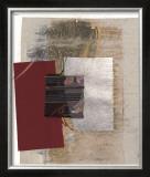 Haiku 90 Limited Edition Framed Print by Joan Schulze