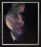 Trois Etudes pour le Portrait de Geoge Dyer Prints by Francis Bacon