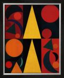 Soleil, c.1947 Art by Auguste Herbin