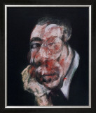 Tete No. 3, c.1961 Posters by Francis Bacon