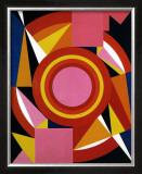 Diable, c.1958 Posters by Auguste Herbin