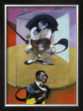 Personnage Assis, c.1978 Prints by Francis Bacon