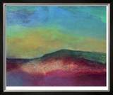 Halcyon Hills Limited Edition Framed Print by Julian Corvin