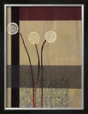 Dandelions II Prints by Gina Miller