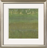 Marsh Light I Limited Edition Framed Print by Julie Holland