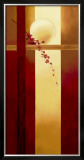 Vers la Lumiere Posters by Bernadette Triki