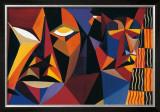 Maskermorphosis II Prints by Olu Jimi Adeniyi