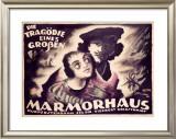 Die Tragodie Eines Groben Framed Giclee Print by Josef Fenneker