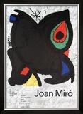 Grand Palais Posters by Joan Miró