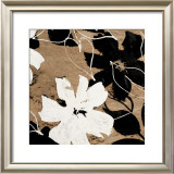 Fleurs II Art by Sylvie Cailler