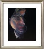 Trois Etudes pour le Portrait de Geoge Dyer Posters by Francis Bacon