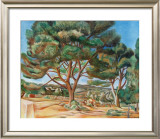 The Stone Pine Art by Andre Derain