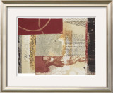 Haiku 44 Limited Edition Framed Print by Joan Schulze