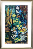 Yellow Roses Poster by Max Beckmann