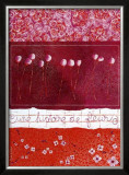 Histoire de Fleurs En Ete Posters by Marie Le Houerou