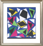 "Seibu Departement Stores-""L'Escargot"" Limited Edition Framed Print by Henri Matisse"