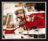 Von der Lust ins Ich Getragen Posters by Norbert Mayer