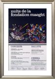 Nuits de la Fondation 1966 Prints by Wassily Kandinsky
